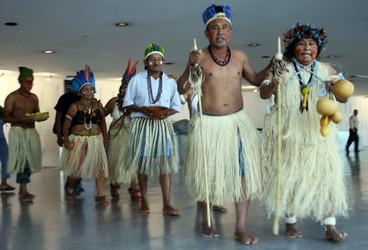 Índios da Terra Indígena Raposa Serra do Sol