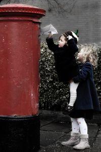 Faça uma criança feliz neste natal