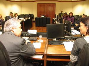 Judiciário e imprensa discutem a necessidade da troca de informações