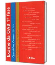 PROMOÇÃO – Ganhe um exemplar do livro Exame da OAB – 1ª fase – Questões Comentadas